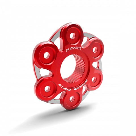 Ducabike Bicolor Sprocket Carrier for Ducati Panigale V4 V4S V4R Speciale