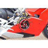 Ducabike Clear Clutch Cover for Ducati Panigale V4 / V4S / Speciale