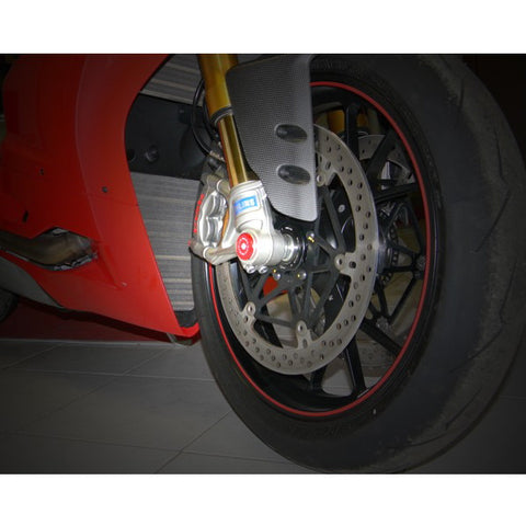 Ducabike Right Front Wheel Cap for Panigale / V4 / V4S / Speciale