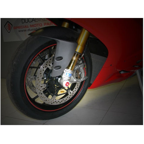 Ducabike Left Front Wheel Cap for Panigale / V4 / V4S / Speciale
