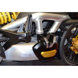 Ducabike Swingarm Slider Protection for Ducati XDiavel / XDiavel S
