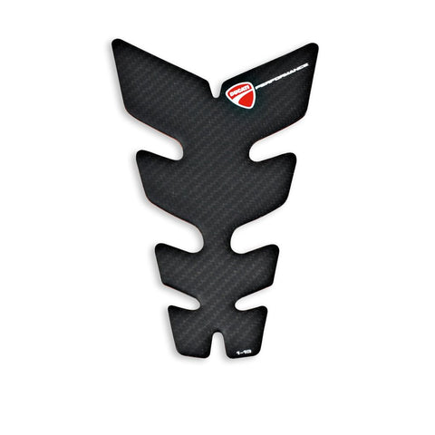 Ducati Performance Carbon Fiber Tank Protector Pad for Panigale