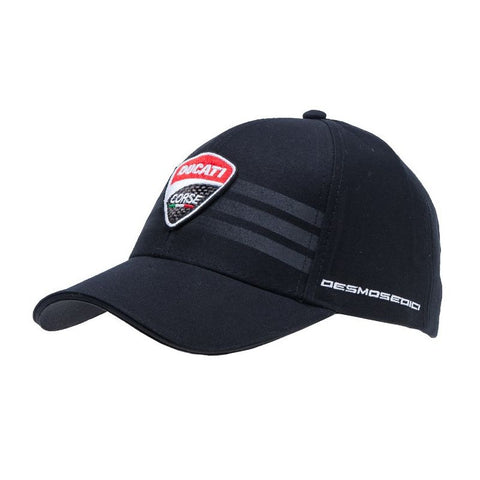 Ducati Corse Desmosedici Official MotoGP Race Team Cap - Black