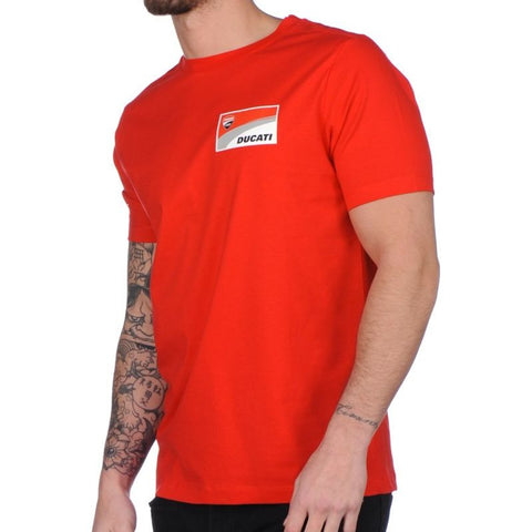 Ducati Corse Official MotoGP Race Team T-Shirt - Red
