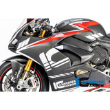 Ilmberger Carbon Fiber Left Side Fairing for Ducati Panigale V4 V4S Speciale