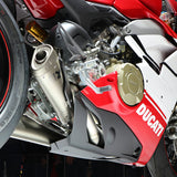 Akrapovic Titanium Full Race Exhaust for Panigale V4 V4S Speciale