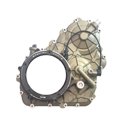 Ducabike Clear Clutch Cover Kit for Ducati Streetfighter V4 V4S