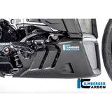 Ilmberger Carbon Fiber Belly Pan Set for Ducati XDiavel / S 2018