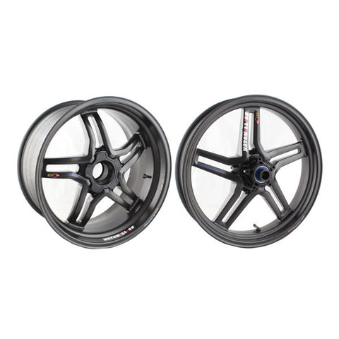 BST Rapid TEK Carbon Fiber Wheel Set for Ducati Diavel XDiavel