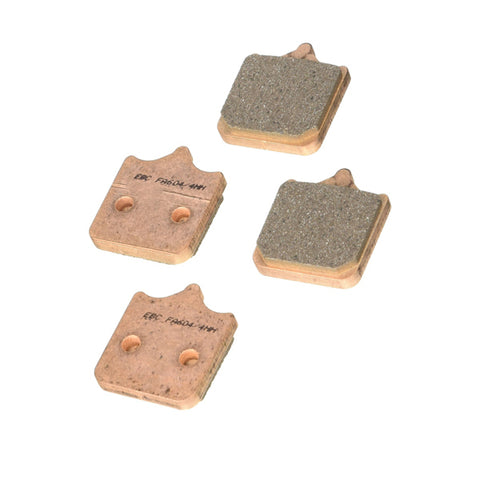 EBC Double-H Sintered Front Brake Pads for BMW S1000RR 2010 to 2018