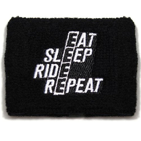 Eat Sleep Ride Repeat Brake Reservoir Cover