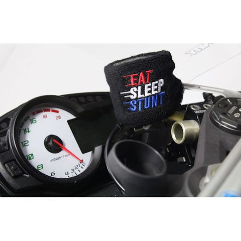 Eat Sleep Stunt Brake Reservoir Cover