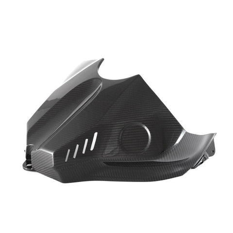 Fullsix Carbon Fiber Air Box Tank Cover for Yamaha R1 R1S R1M