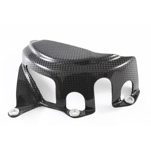 Fullsix Carbon Fiber Alternator Case Cover Slider for Panigale V2
