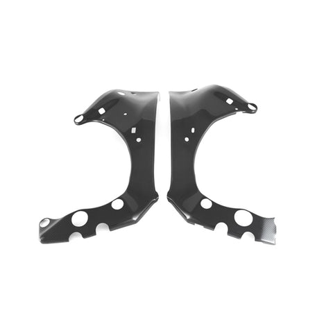 Fullsix Carbon Fiber Frame Cover Set for Yamaha R1 R1S R1M