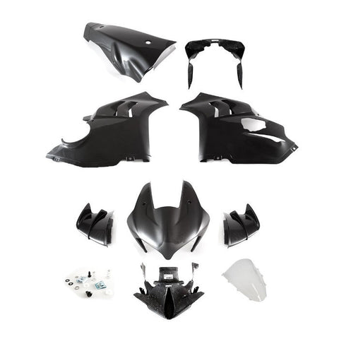 Fullsix Carbon Fiber V4RS Race Fairing Kit for Panigale V4 V4S V4R