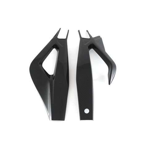 Fullsix Carbon Fiber Swing Arm Cover Set for BMW S1000RR 2019 2020