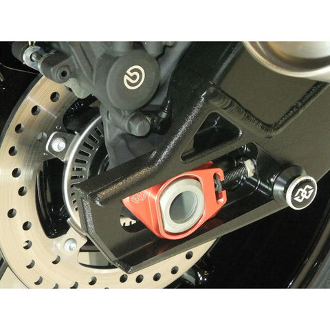 Gilles Tooling AXB Chain Adjusters for BMW S1000RR 2019 2020