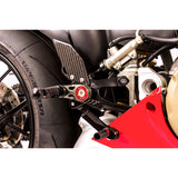 Gilles Tooling MUE2 Adjsutable Racing Rear Sets for Panigale V4 V4S V4R