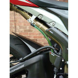 HRC Racing Rear Reservoir Delete Kit