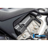 Ilmberger Carbon Fiber Right Side Engine Cam Cover for Panigale V4 V4S V4R