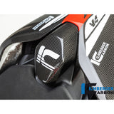 Ilmberger Carbon Fiber Passenger Seat Cover for Ducati Panigale V4 V4S Speciale