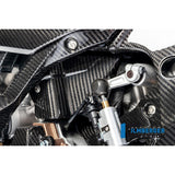Ilmberger Carbon Fiber Wiring Harness Cover for S1000RR 2019-2020