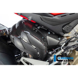Ilmberger Carbon Fiber Exhaust Heat Shield Set for Ducati Panigale V4 V4S Speciale