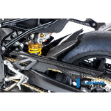 Ilmberger Carbon Fiber Racing Rear Hugger with Chain Guard for S1000RR 2019 2020