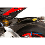 Ilmberger Carbon Fiber Rear Hugger for RSV4 and Tuono V4