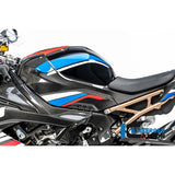 Ilmberger Carbon Fiber Tank Side Panel Full Version Set for S1000RR 2019 2020