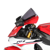 MRA RacingScreen Double-Bubble Windshield for Yamaha R1 / R1S / R1M