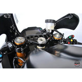 Melotti Racing GP Style Top Triple Clamp for Yamaha R1 / R1S / R1M