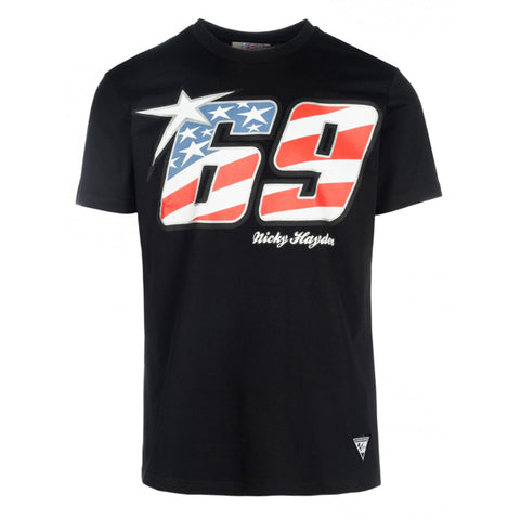 Nicky Hayden 69 Official MotoGP Mens T-Shirt