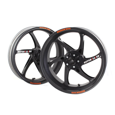 OZ Racing Cattiva RS-A Forged Aluminum Wheel Set for S1000RR 2019 2020