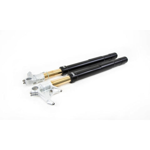 Ohlins FGRT 214 Black Series Road & Track Front Forks for Panigale V4