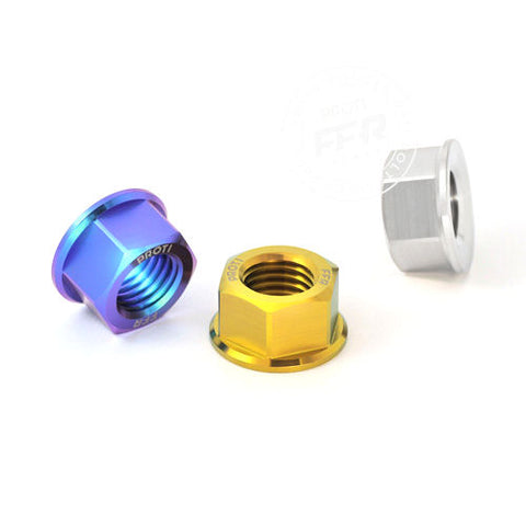 Proti Titanium Rear Sprocket Nut Kit for S1000RR M 2019 2020