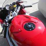 Rizoma Locking Billet Aluminum Fuel Gas Cap for BMW S1000RR