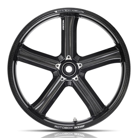 Rotobox Boost Carbon Fiber Wheel Set for RSV4 Factory / APRC / R / RR / RF