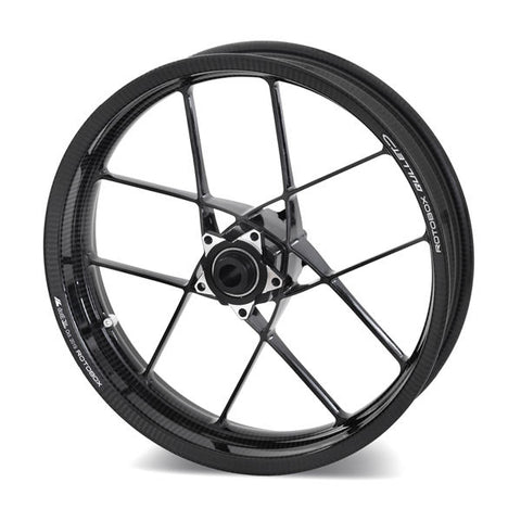 Rotobox Bullet Forged Carbon Fiber Wheel Set for Yamaha R6
