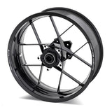 Rotobox Bullet Forged Carbon Fiber Wheel Set for BMW S1000RR S1000R
