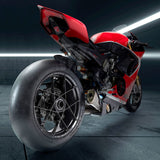 Rotobox Bullet Forged Carbon Fiber Wheel Set for Panigale V4 V4S V4R