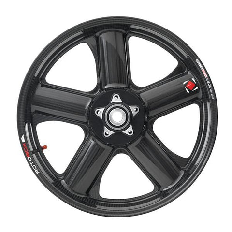 Rotobox RBX2 Carbon Fiber Wheel Set for RSV4 Factory / APRC / R / RR / RF