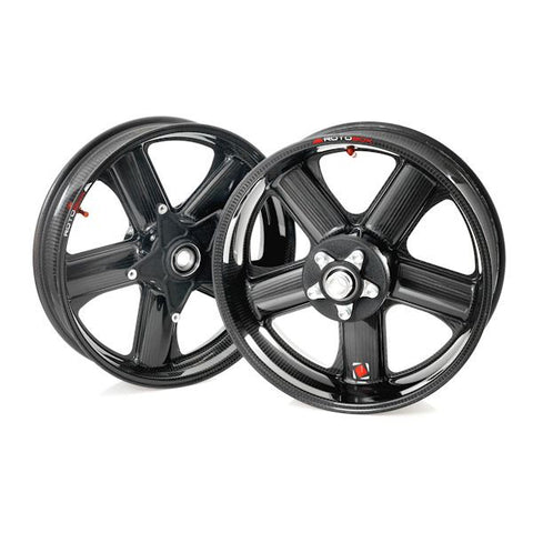 Rotobox RBX2 Carbon Fiber Wheel Set for BMW S1000RR / S1000R / HP4