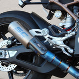 SC Project CRT Full Titanium Exhaust for BMW S1000RR 2019 2020
