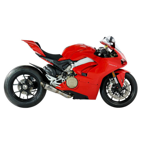 SC Project S1 Titanium Slip On Exhaust for Panigale V4 V4S V4R