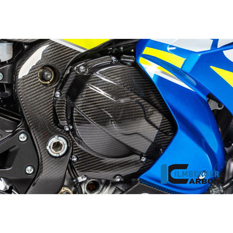 Ilmberger Carbon Fiber Clutch Cover for Suzuki GSXR 1000 1000R