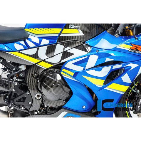 Ilmberger Carbon Fiber Frame Cover Set for Suzuki GSXR 1000 1000R