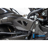 Ilmberger Carbon Fiber Heel Guards for Suzuki GSXR 1000 1000R