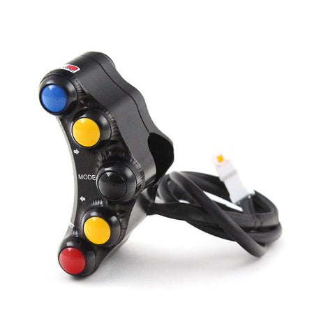 TWM Left Hand Street Handle Bar Switch Panel for BMW S1000RR
